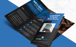 002 Frightening Free Brochure Template Psd Highest Clarity  A4 Download File Front And Back Travel