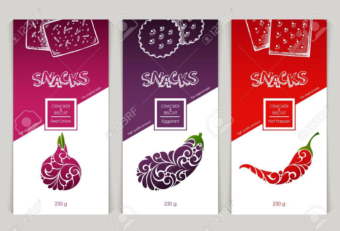 002 Frightening Free Food Label Design Template Sample  Templates DownloadFull