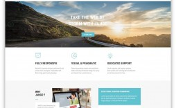 002 Frightening Mobile Friendly Web Template High Definition  Templates Free Page