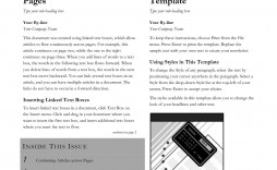 002 Frightening Newspaper Article Template Google Doc Image  Docs Format