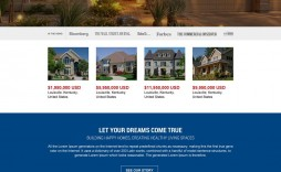 002 Frightening Real Estate Website Template Example  Templates Bootstrap Free Html5 Best Wordpres