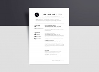 002 Frightening Resume Template Word Free High Definition  Download 2020 Doc320