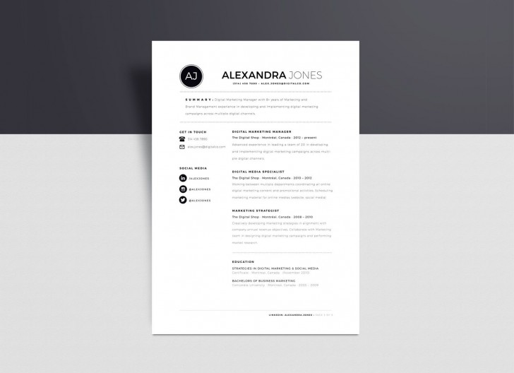 002 Frightening Resume Template Word Free High Definition  Download 2020 Doc728