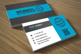 002 Frightening Simple Visiting Card Design Free Download Highest Quality  Busines Psd File