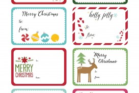 002 Imposing Christma Label Template Word Design  How To Make In Microsoft Return Addres