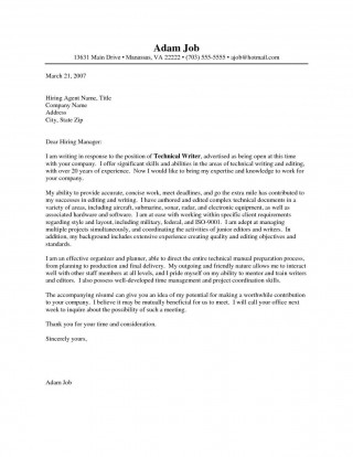 002 Imposing Cover Letter Writing Sample Photo  Example For Content Job Resume320