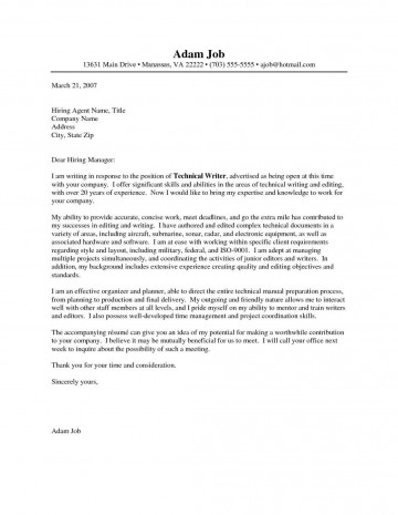 002 Imposing Cover Letter Writing Sample Photo  Example For Content Job Resume360