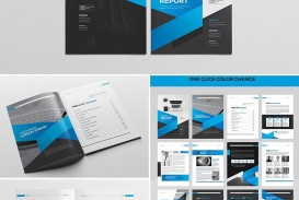 002 Imposing Free Annual Report Template Indesign Example  Adobe Non Profit