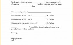 002 Imposing Free Income Verification Form Template Picture