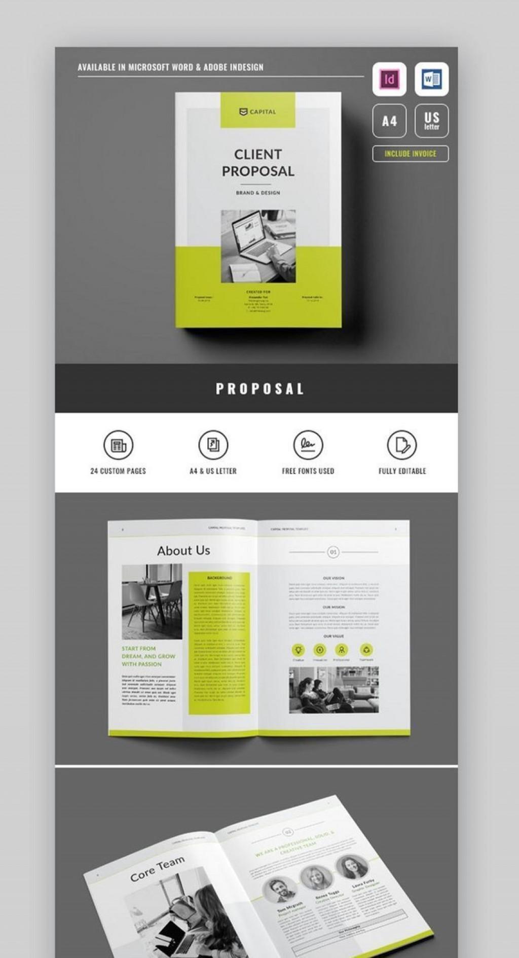 002 Imposing Free Online Brochure Template For Word Image  MicrosoftLarge