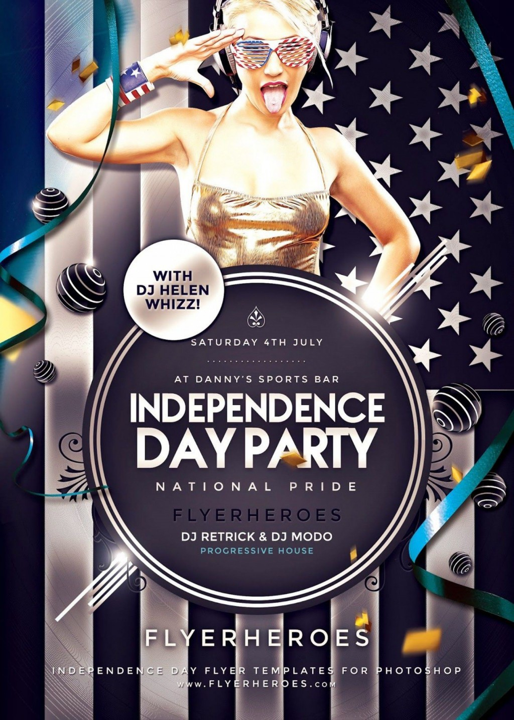 002 Imposing Free Party Flyer Template For Mac Design Large