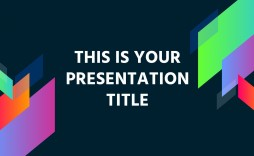 002 Imposing Google Power Point Template Highest Quality  Free Ppt Powerpoint Download