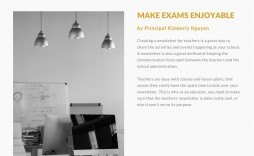002 Imposing Newsletter Template For Teacher High Resolution  Teachers To Parent Printable Free School