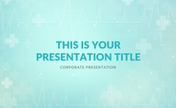 002 Imposing Powerpoint Presentation Template Free Download Medical Photo  Animated