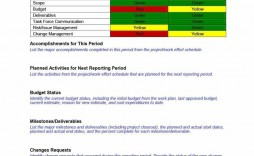 002 Imposing Project Management Statu Report Template Word Concept  Free