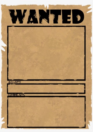 002 Imposing Wanted Poster Template Microsoft Word High Resolution  Western Most320