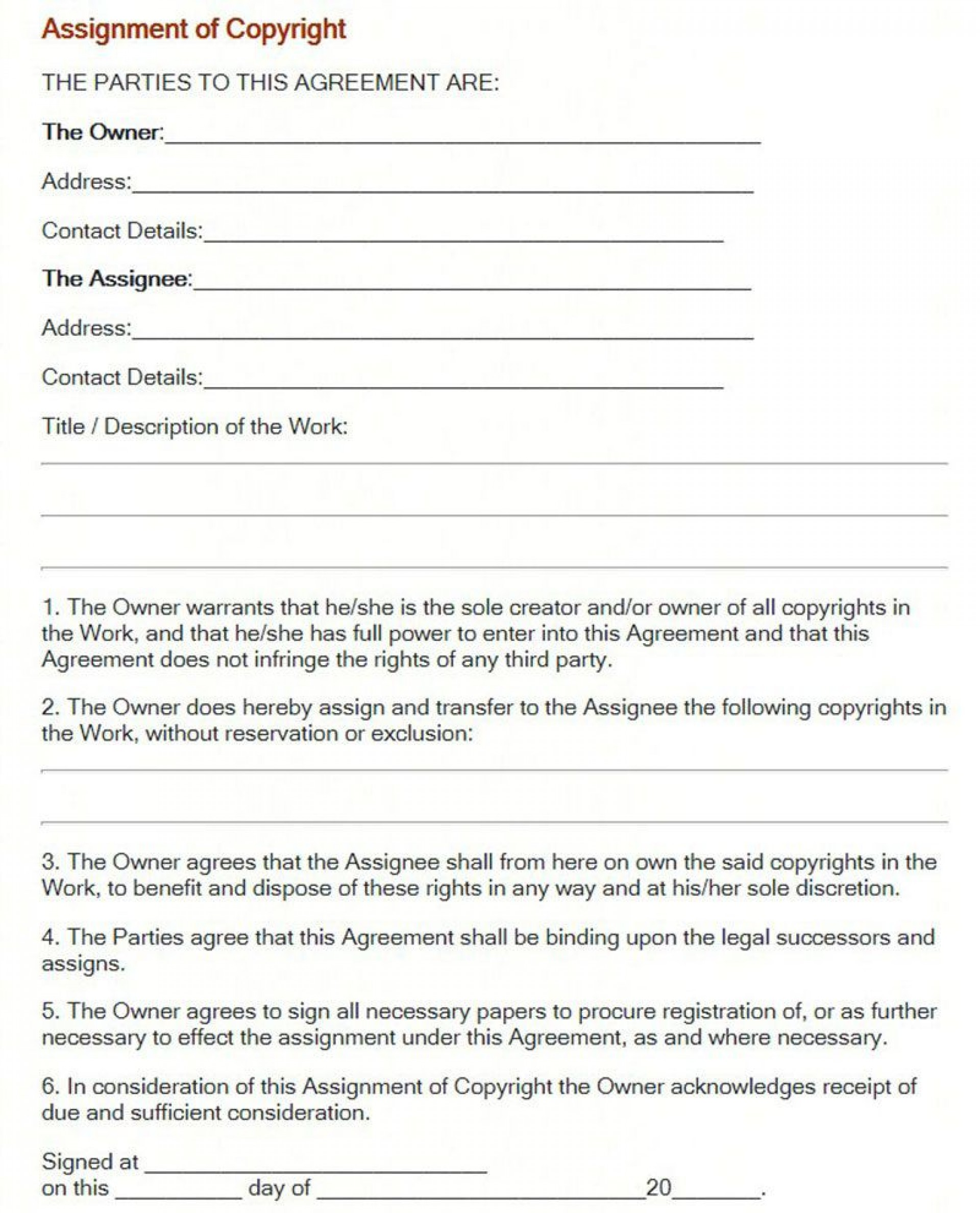 002 Imposing Wedding Photographer Contract Template Free Design  Simple Photography Word1920