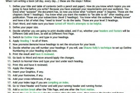 002 Imposing Writing A Novel Outline Template Concept  Sample