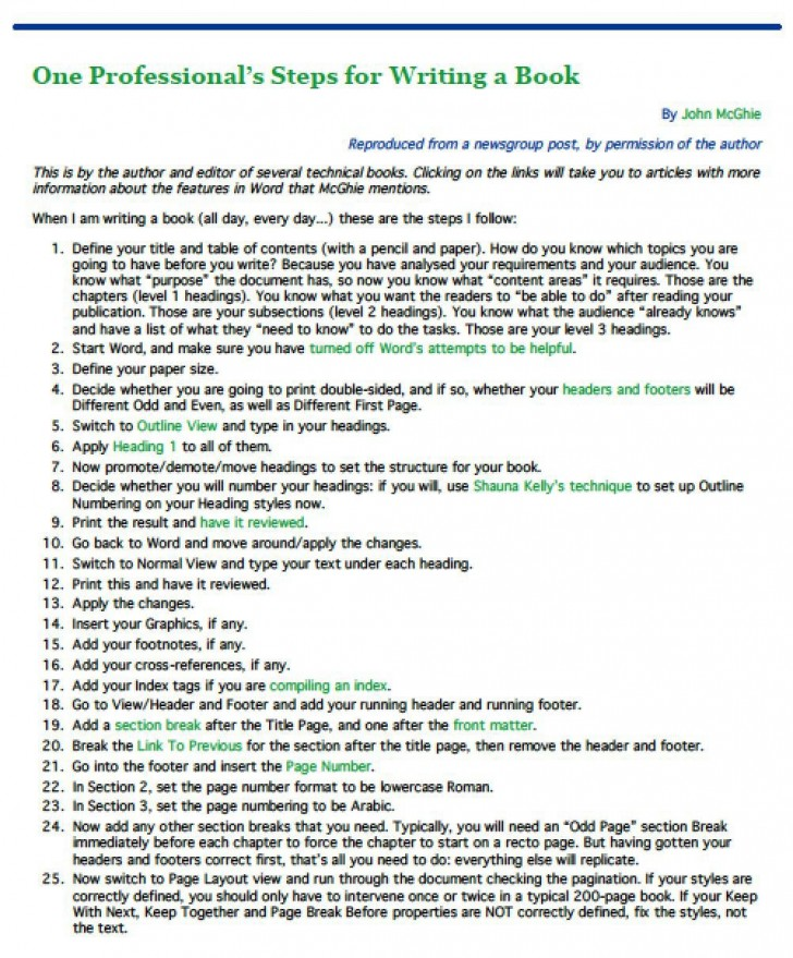 002 Imposing Writing A Novel Outline Template Concept  Sample728