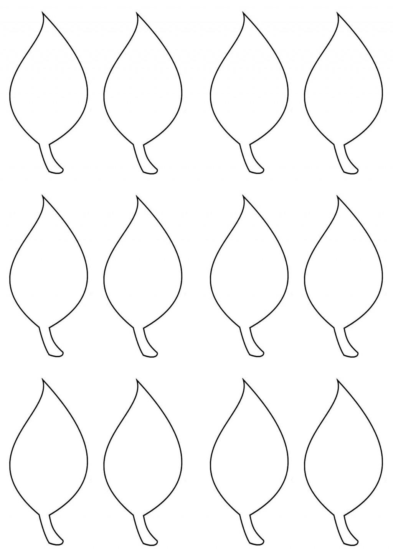 002 Impressive Blank Leaf Template With Line Image  Lines PrintableLarge