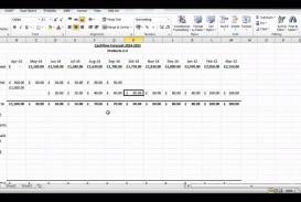 002 Impressive Cash Flow Sample Excel Photo  Spreadsheet Free Forecast Template