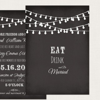 002 Impressive Chalkboard Invitation Template Free High Definition  Download Wedding320
