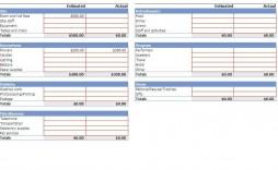 002 Impressive Event Planning Budget Worksheet Template Picture  Free Download Spreadsheet Planner