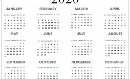 002 Impressive Free 2020 Calendar Template Idea  Templates Monthly Excel Download Printable May
