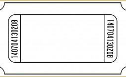 002 Impressive Microsoft Word Ticket Template Photo  Raffle Free 8 Per Page