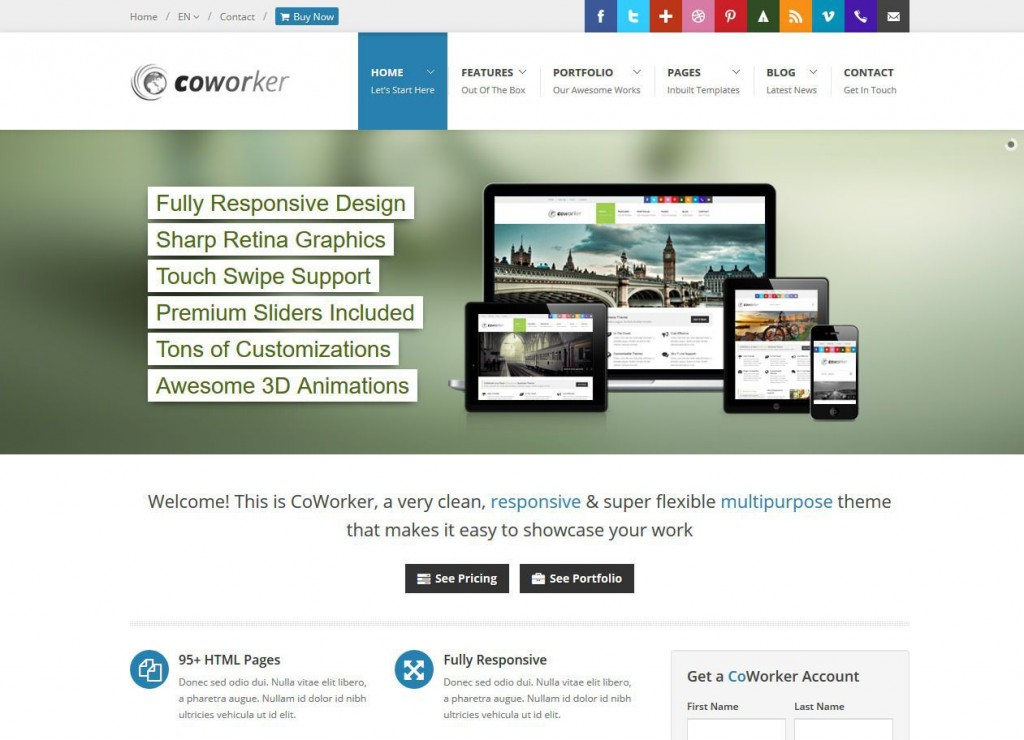 002 Impressive Open Source Website Template Inspiration  Templates Web Free Ecommerce PageLarge