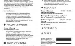 002 Impressive Resume Template For Nurse High Resolution  Nurses Free Download Practitioner Best