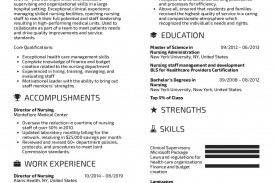 002 Impressive Resume Template For Nurse High Resolution  Sample Nursing Assistant With No Experience Rn' Free