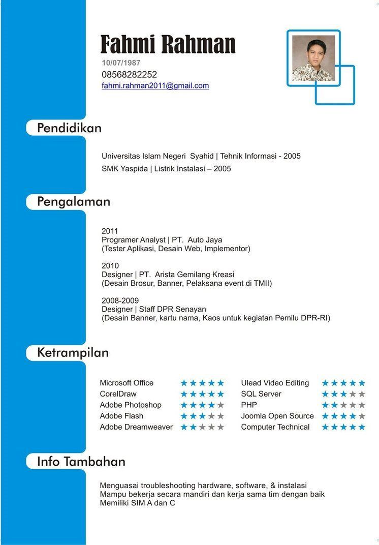 002 Impressive Resume Template On Word Highest Quality  Free Download Australia Microsoft Office 2007 PhilippineFull