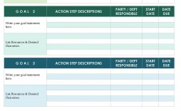 002 Impressive Sale Plan Template Word Example  Free Action
