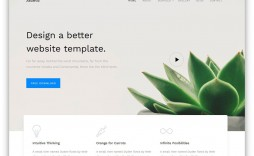 002 Impressive Simple Web Page Template Free Download Inspiration  One Website Html With Cs