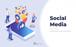 002 Impressive Social Media Powerpoint Template Picture  Templates Report Free Social-media-marketing-powerpoint-template