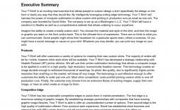002 Impressive Startup Busines Plan Template High Def  Free Download Doc