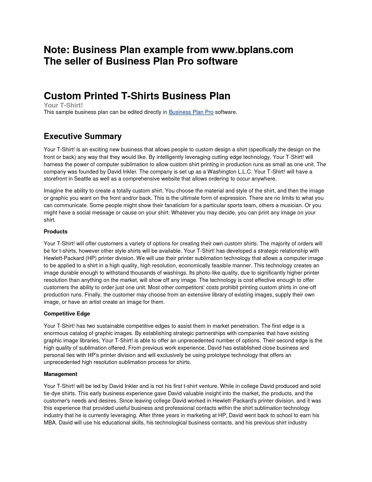002 Impressive Startup Busines Plan Template High Def  Free Download DocFull