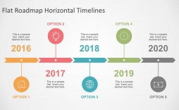 002 Impressive Timeline Template Powerpoint Free Download Photo  Project Ppt Animated