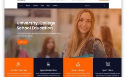 002 Impressive Website Template Html Code Free Download Example
