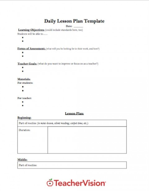 002 Impressive Weekly Lesson Plan Template Pdf Idea  Blank480