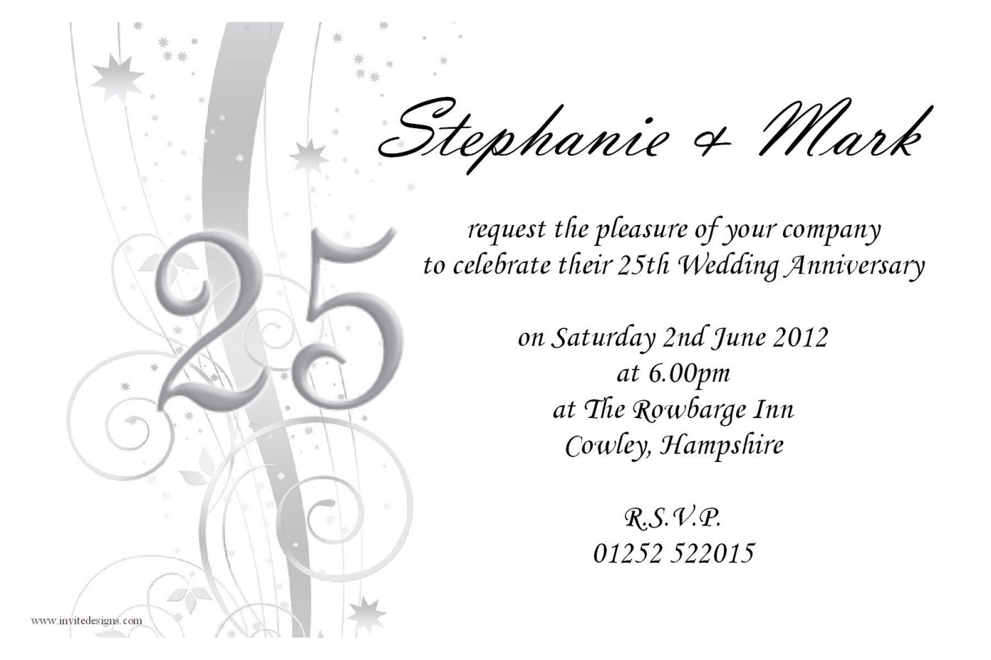 002 Incredible 50th Anniversary Invitation Wording Sample High Definition  Wedding 60th In Tamil Birthday1400