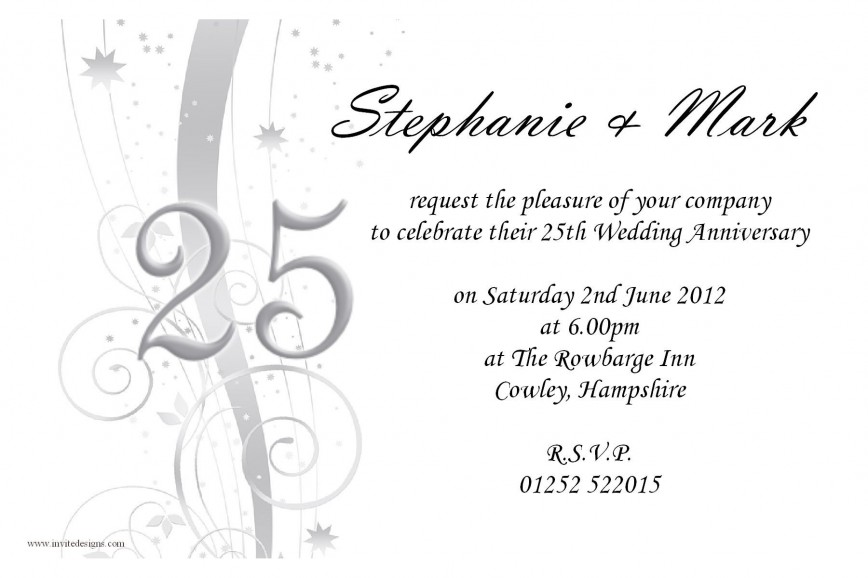 002 Incredible 50th Anniversary Invitation Wording Sample High Definition  Wedding 60th In Tamil Birthday868