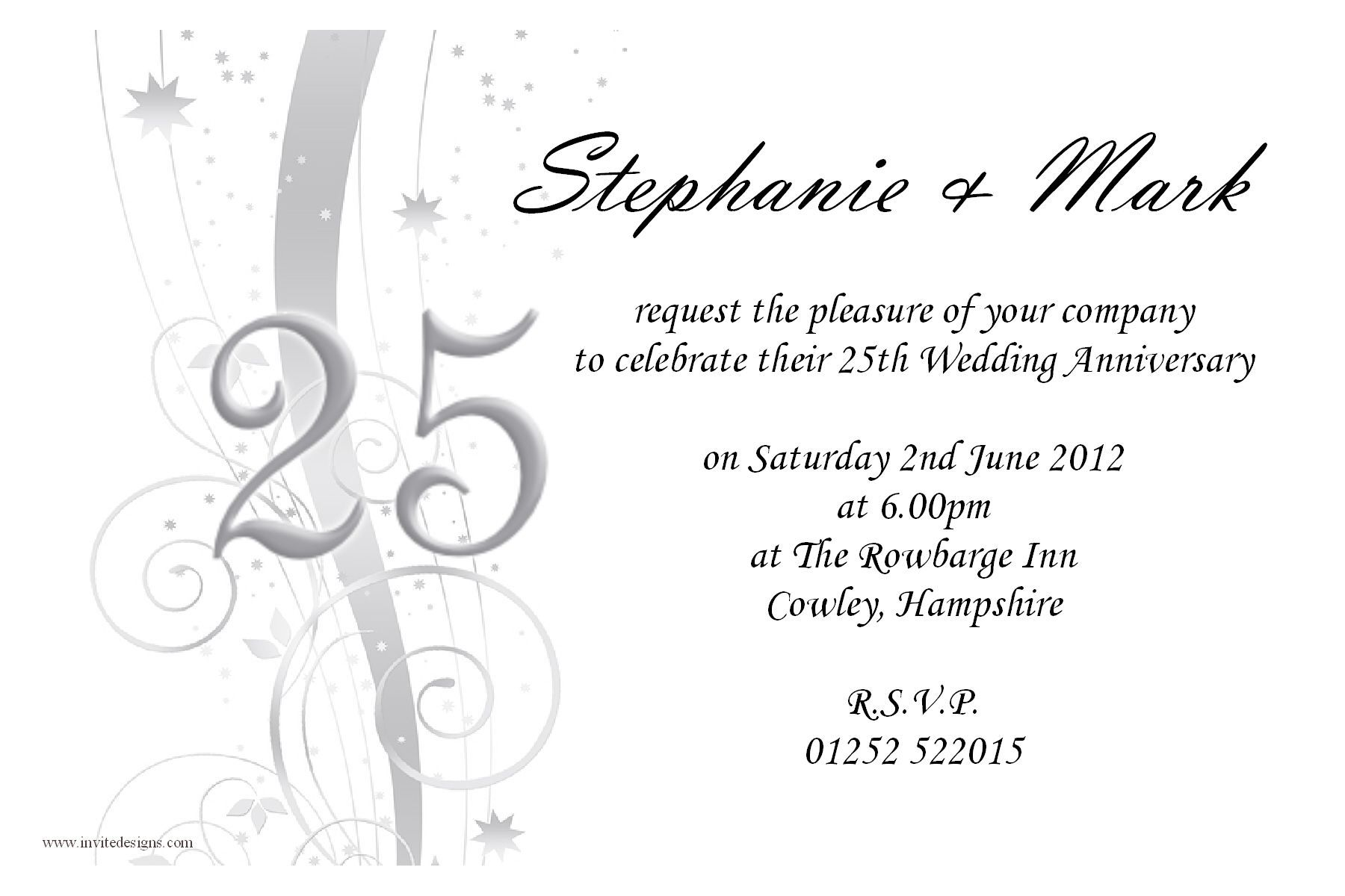 002 Incredible 50th Anniversary Invitation Wording Sample High Definition  Samples Wedding CardFull