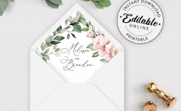 002 Incredible A7 Square Flap Envelope Liner Template Image