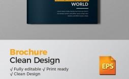 002 Incredible Bi Fold Brochure Template Word Concept  Free Download Microsoft