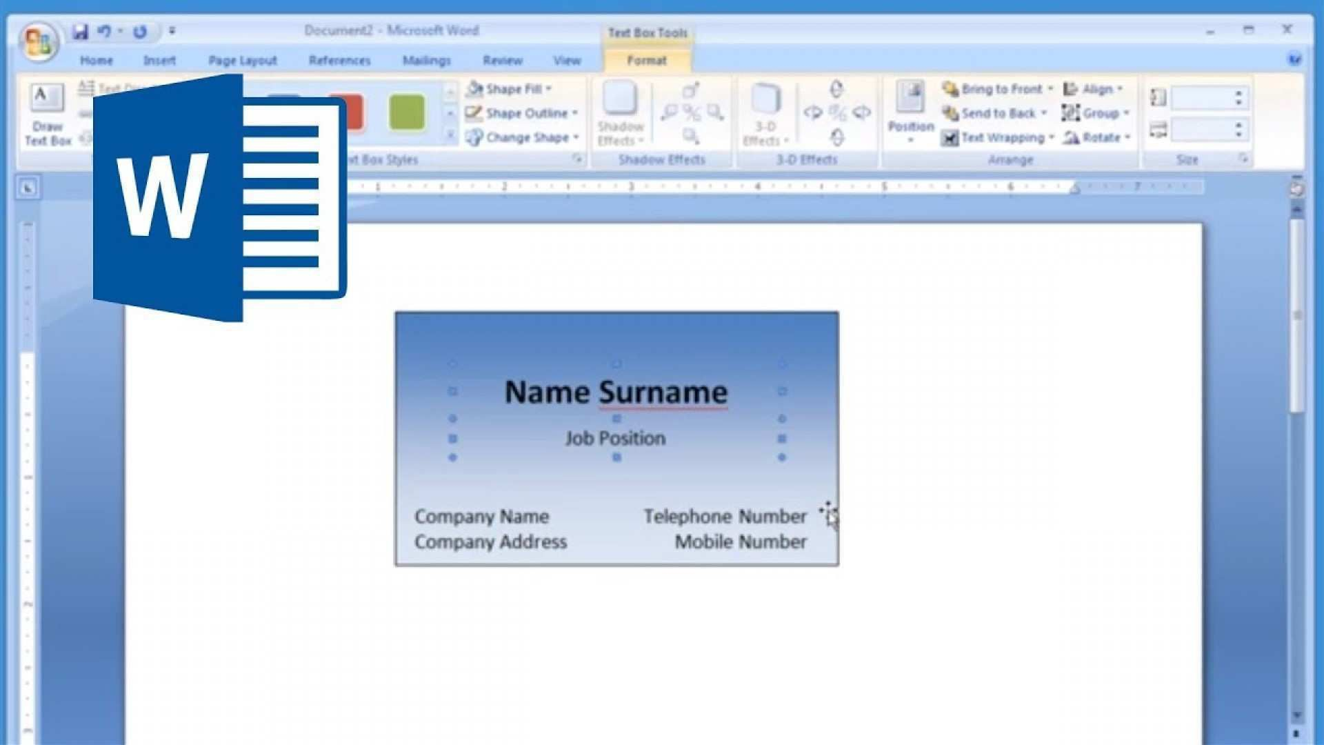 002 Incredible Busines Card Template Microsoft Word Highest Quality  Avery 8 Per Page How To Make A Layout OnFull
