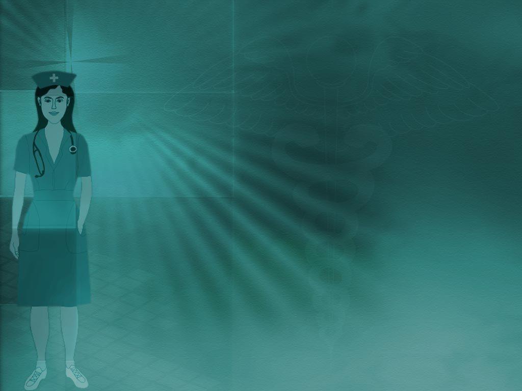 002 Incredible Free Nursing Powerpoint Template Concept  Education DownloadLarge