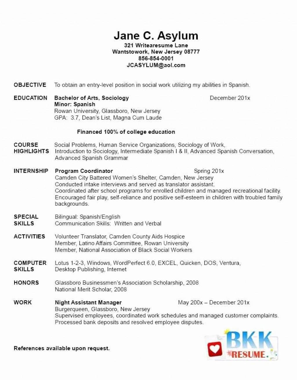 002 Incredible Grad School Resume Template Inspiration  Application Cv Graduate For AdmissionLarge