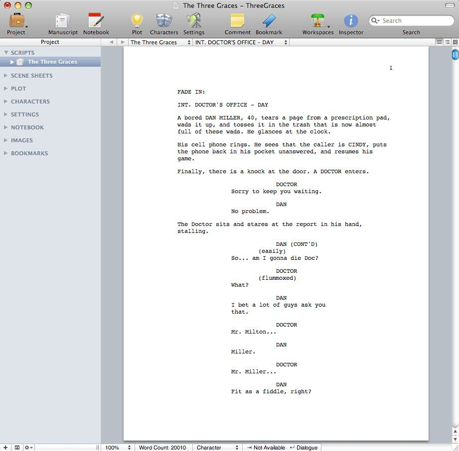 002 Incredible How To Use Microsoft Word Screenplay Template Example Full